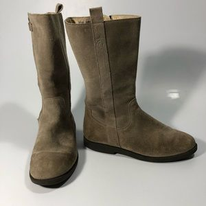 Brooks Brothers Suede  Leather Boots 6
